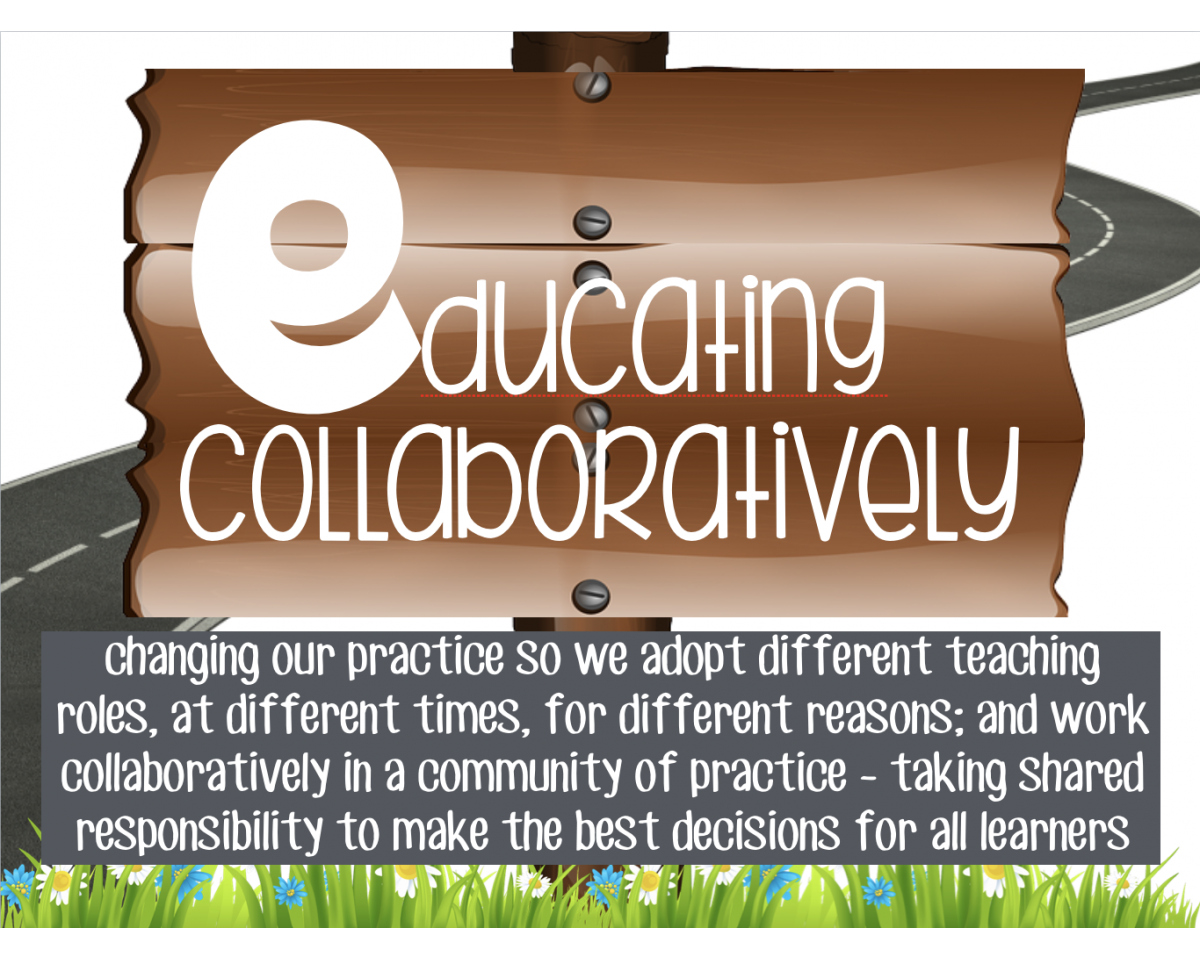 Educating Collaboratively