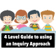 4 Levels to Using an Inquiry Approach