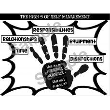 High 5 of Self Management Tool