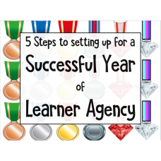 5 Steps to Setting up for a Successful Year of Learner Agency