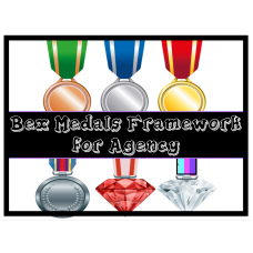 Bex Agency Framework Posters - medals and no image