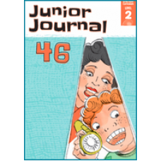 Junior Journal 46 Task Cards