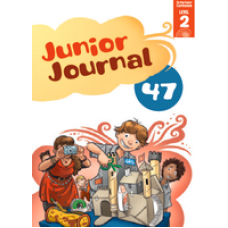 Junior Journal 47 Think Sheet