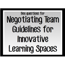 Negotiating Team Guidelines for ILS