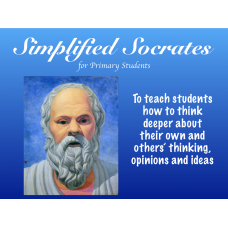 Simplified Socrates - Socratic Questioning for Primary Students