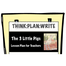 Three Little Pigs - Writing to Explain