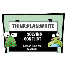 Solving Conflict - Writing to Explain