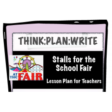 Stalls for the School Fair - Writing to Persuade